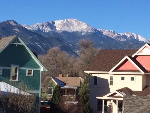 Colorado Springs Cohousing Intentional Community Condominiums